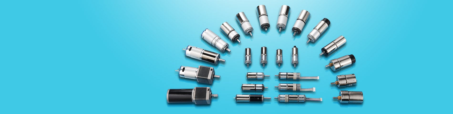 To Supply Small DC Geared Motors for a wide of applications